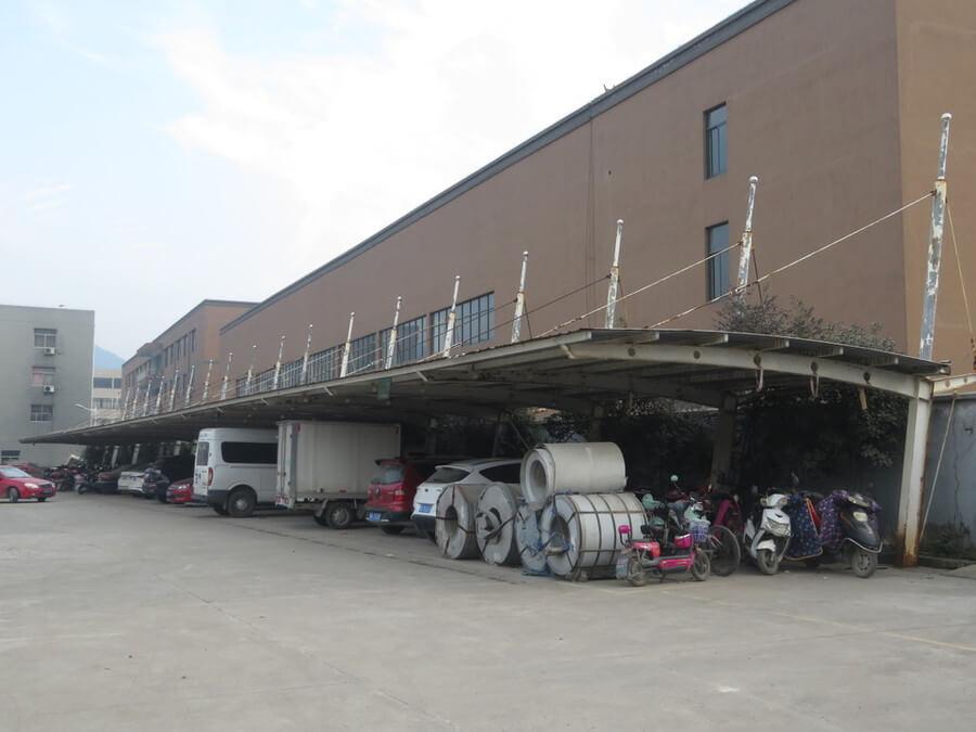 绍兴柯桥厂房拍卖:浙江蓝龙科技有限公司和浙江精盾汽车零件制造有限公司工业房地产