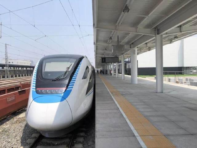 绍兴城际列车最新时刻表(2021.10.11)
