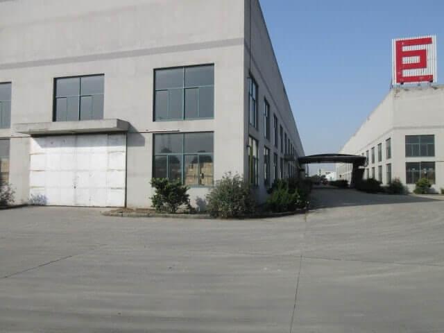 绍兴上虞厂房拍卖:绍兴巨龙新型材料有限公司位于东关街道联星村的工业厂房
