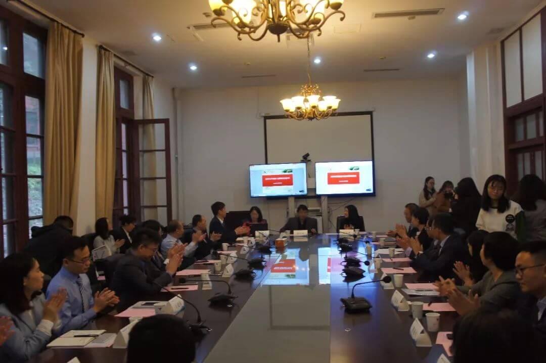 郭筹鸿律师代表泽大所应邀参与浙大光华法学院实习签约会议