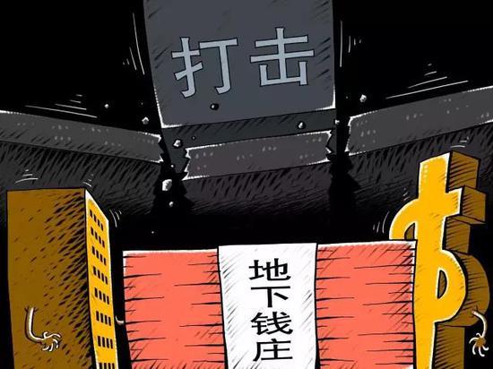 """""""两高""""发布司法解释,依法严惩涉地下钱庄犯罪(附全文)"""