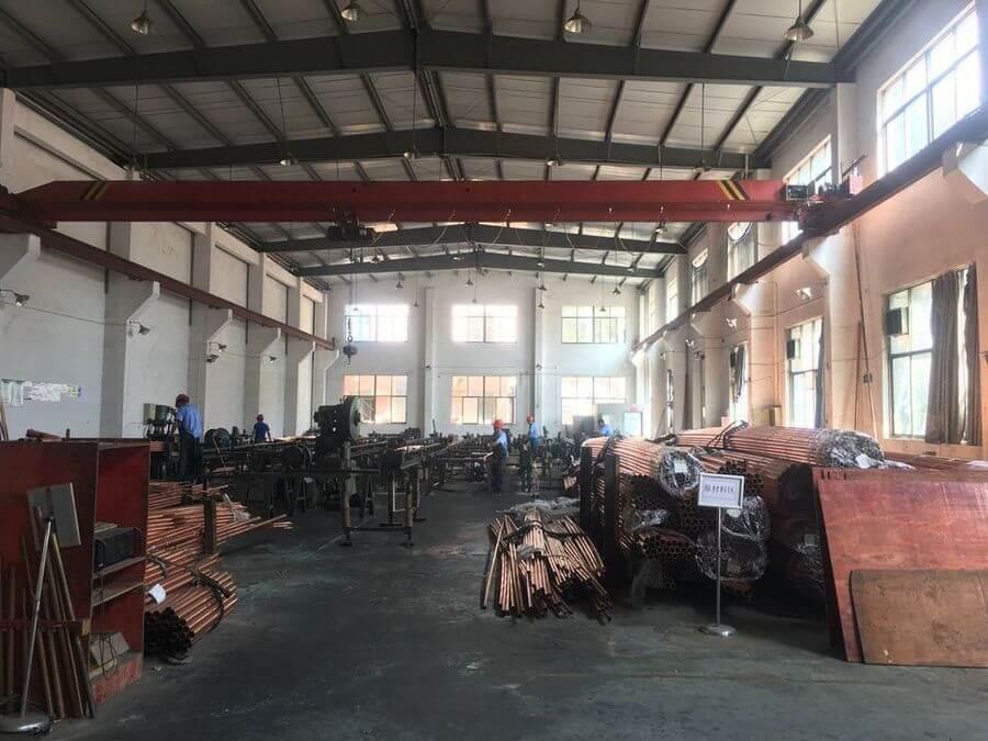 绍兴上虞厂房拍卖:绍兴市强峰铜业有限公司所有的汤浦镇里村的工业房地产