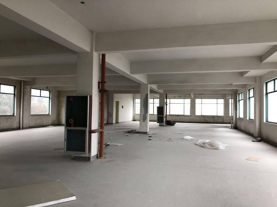 上虞厂房拍卖:宁波市甬佳房地产开发有限公司位于丰惠镇祝家庄村的工业房地产