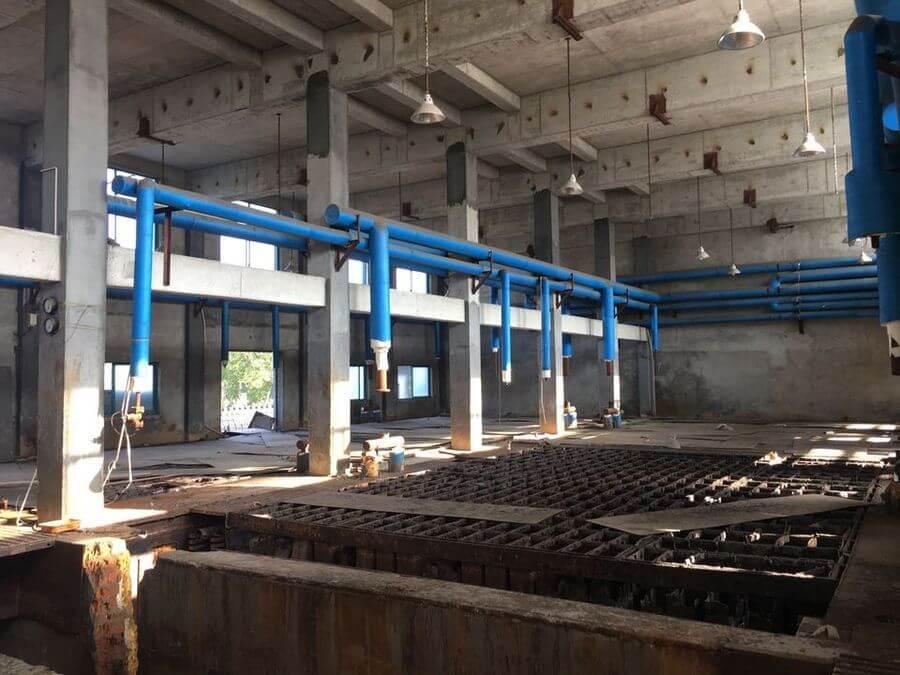 绍兴上虞厂房拍卖:浙江三源水产食品有限公司所有的位于杭州湾上虞工业园区工业房地产