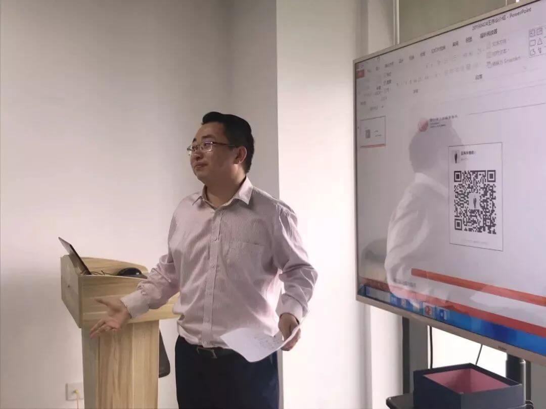 泽大所高级合伙人王伟华律师、律师鞠宁君受邀为东方网升做《著作权制度在公司经营中的运用与侵权预防》培训