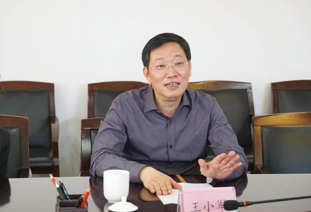 泽大所首席合伙人王小军主任携董事合伙人等一行走访成都交流学习