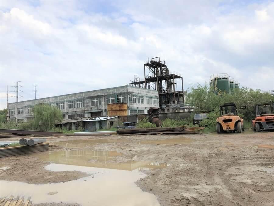 绍兴上虞厂房拍卖:上虞新世纪化工有限公司所有的房地产