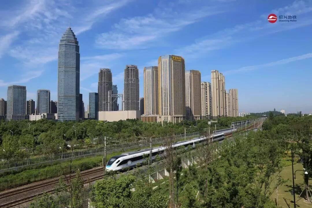 绍兴城际列车开通至宁波段,沿线停靠上虞、余姚、宁波三站