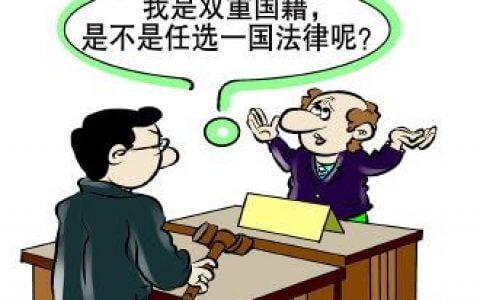 涉外民商事合同法律适用规定(2007)