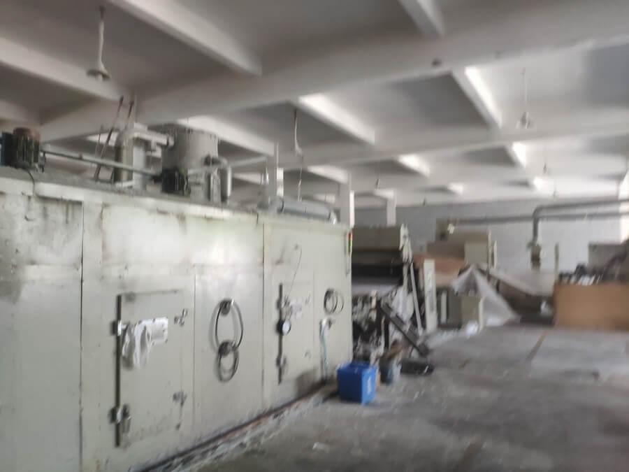 绍兴袍江厂房拍卖:绍兴市锡安山园林机械有限公司位于袍江海塘路196号的工业厂房