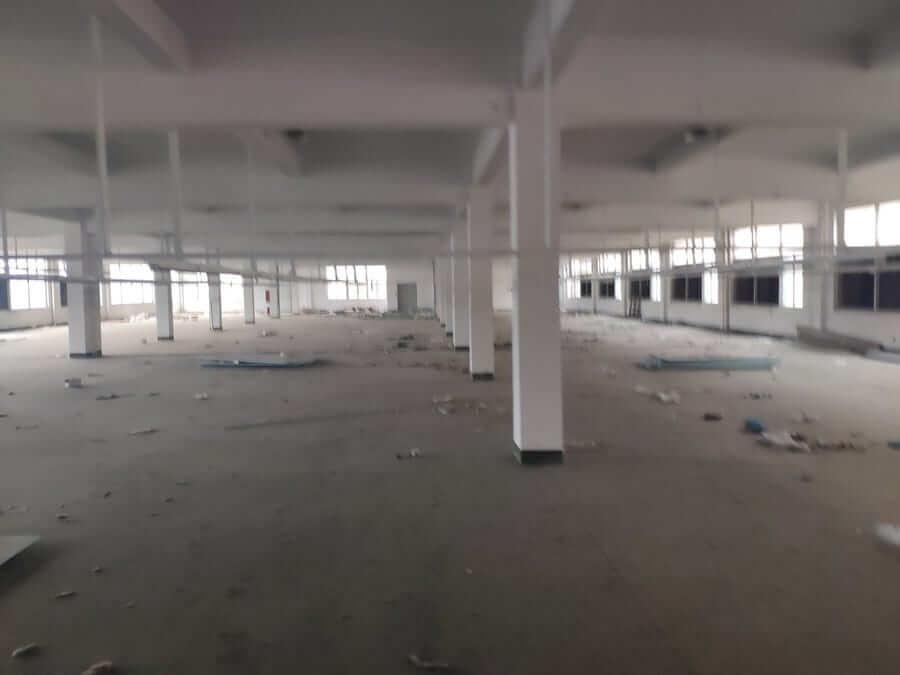 柯桥厂房拍卖:绍兴县圣冬纺织有限公司位于柯桥区钱清镇前梅村的国有土地使用权及地上建筑物