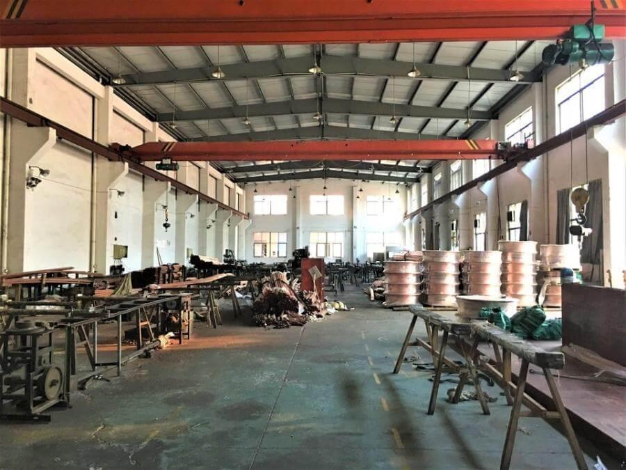 上虞汤浦厂房拍卖:绍兴市强峰铜业有限公司位于上虞区汤浦镇里村的工业房地产