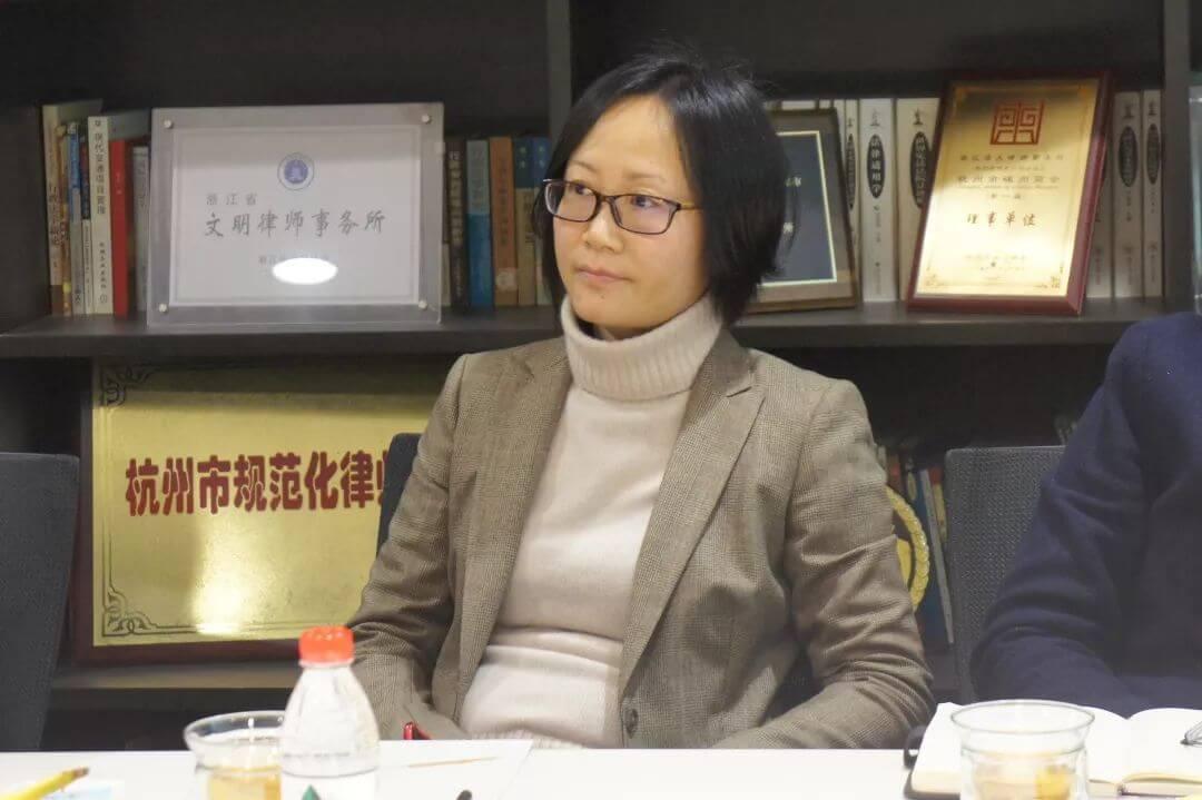 欧洲华人律师协会代表团莅临泽大所交流
