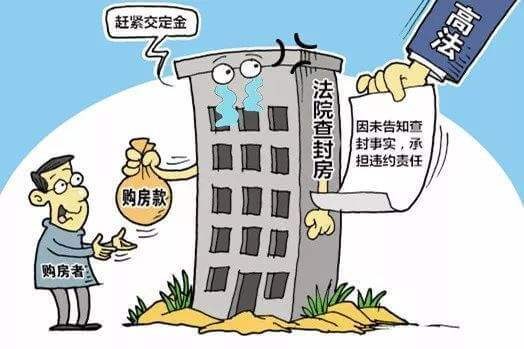 最高院:已被查封的房地产转让合同,照样合法有效
