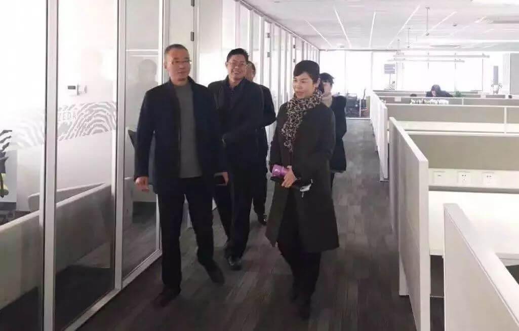 绍兴市检察院周慧娟副检察长一行莅临泽大绍兴分所调研