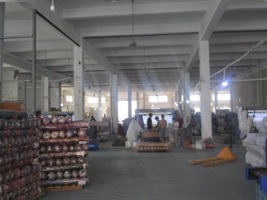 柯桥安昌厂房拍卖:浙江神话绣品有限公司位于安昌镇前庄村6幢工业房产及土地使用权