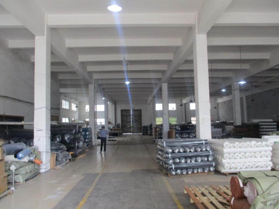 柯桥安昌厂房拍卖:浙江神话绣品有限公司位于安昌镇前庄村7幢工业房产及土地使用权