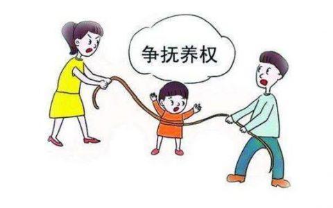 夫妻离婚,法院将根据哪些因素判决孩子抚养权的归属?