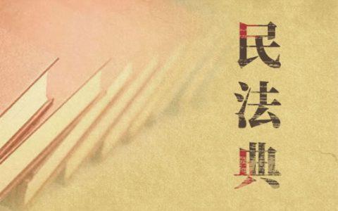 中华人民共和国民法典正式版(全文)
