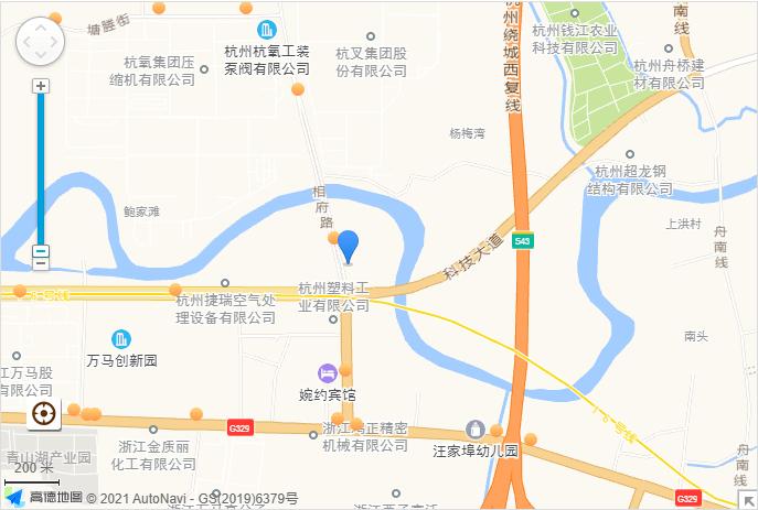 杭州朗成自动化工程有限公司位于杭州临安区青山湖的工业房地产及附属设施破产拍卖
